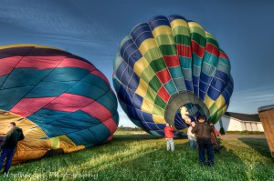 crown of maine balloon festival