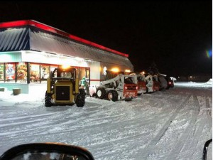 maine snow removal equipment
