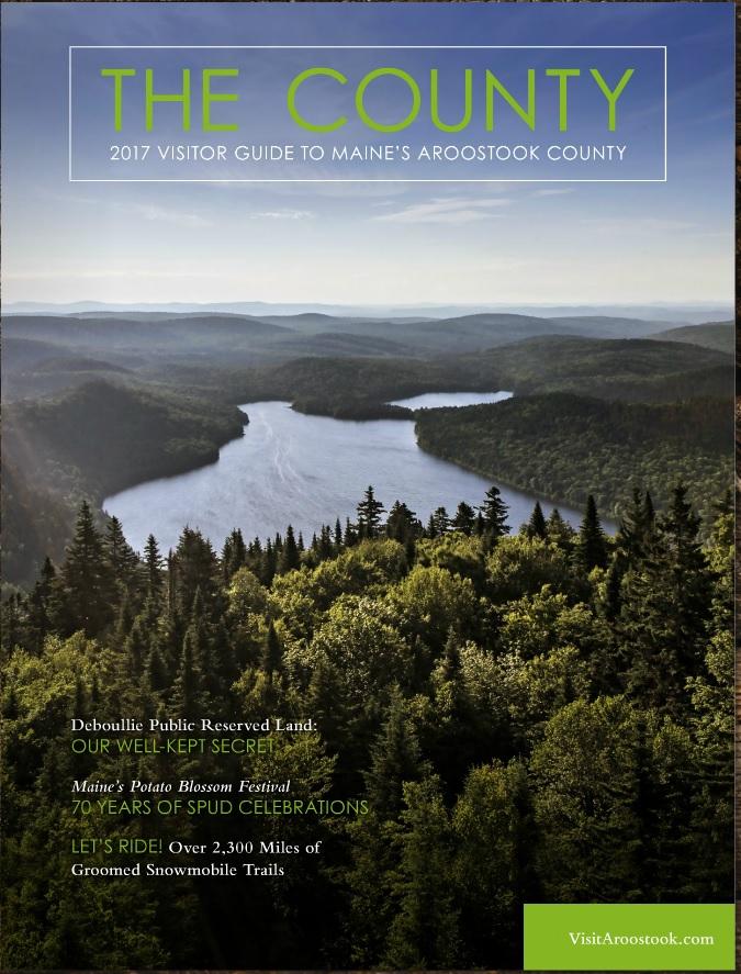 Aroostook Visitor Guide 2017
