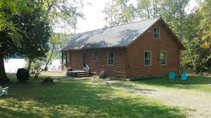 camp for rent on Nickerson lake