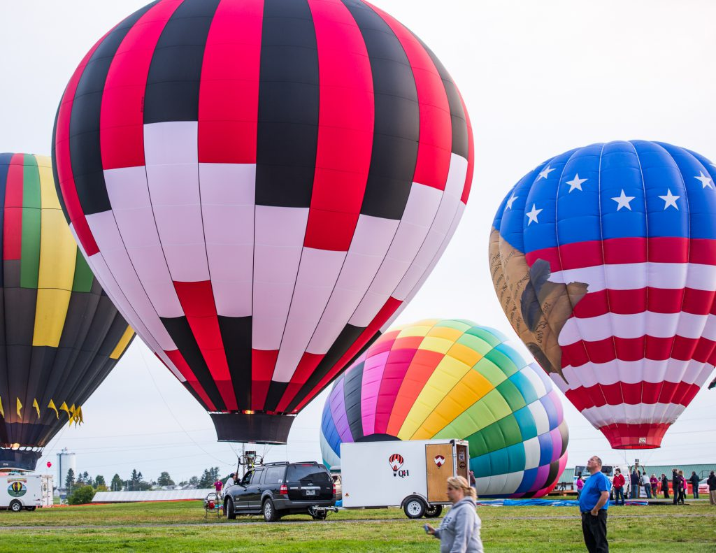 Crown of Maine Balloons